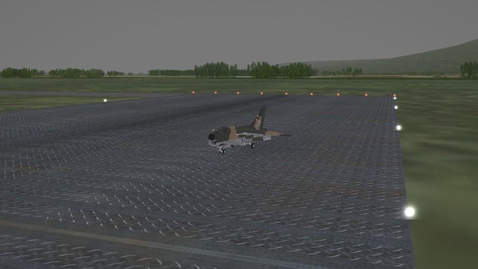 A-7D at Chu Lai