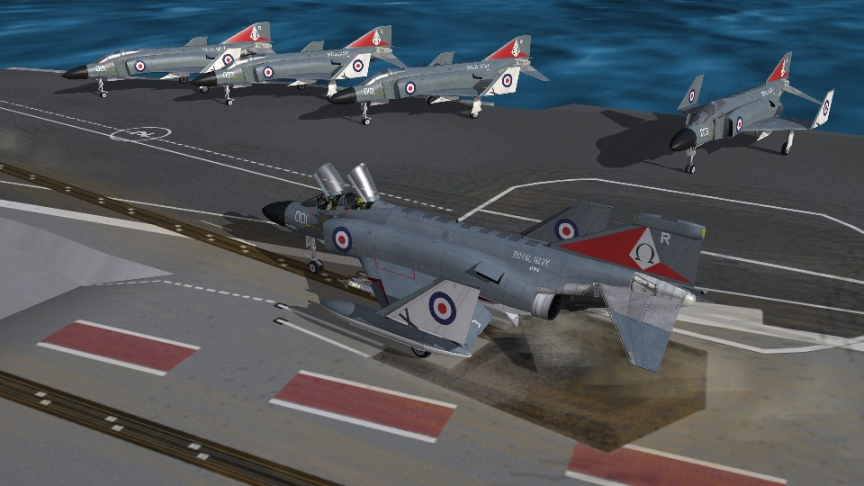 Ark Royal 1970s 2