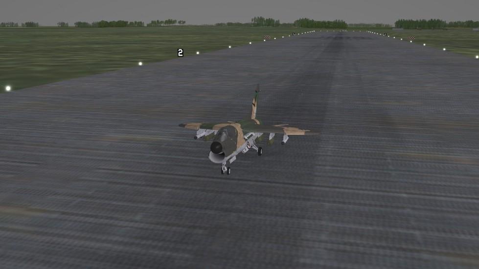 A-7D at Vung Tau