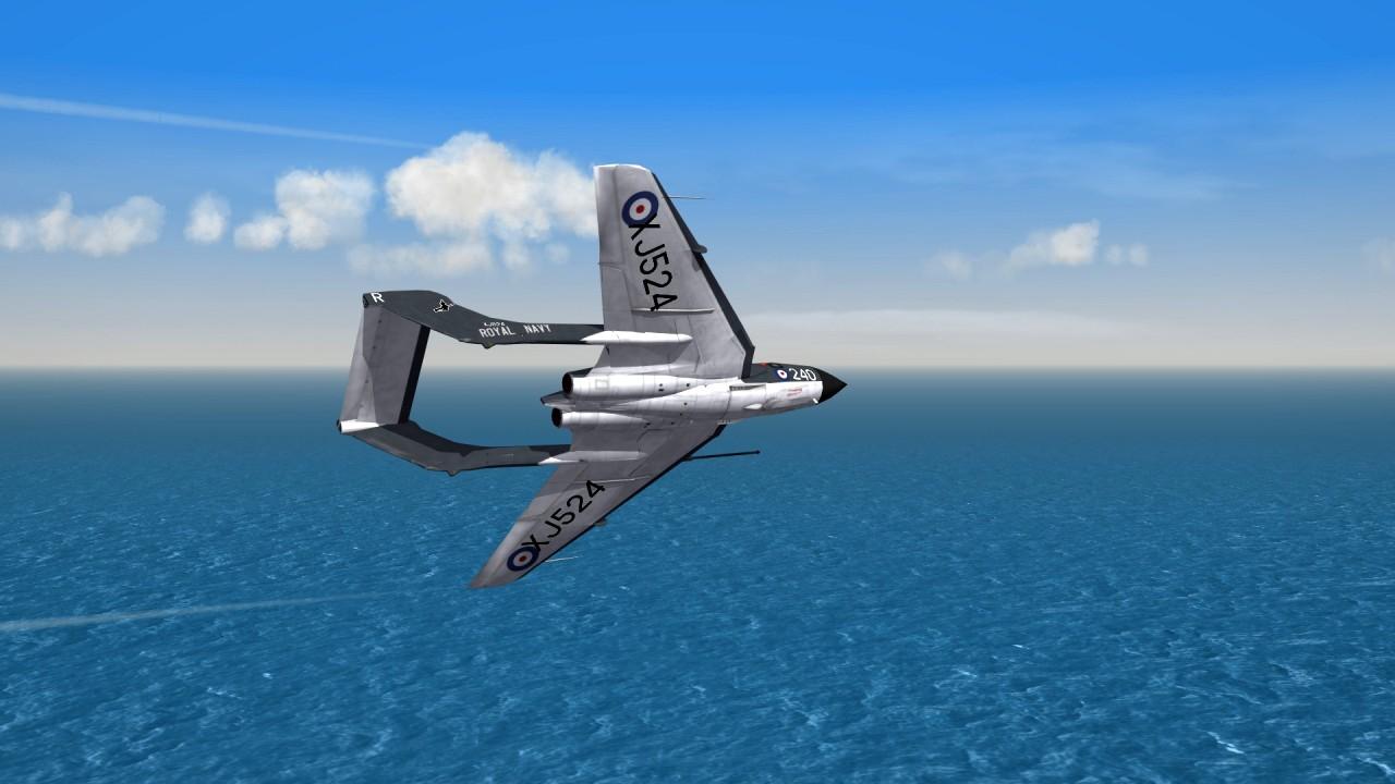 Sea Vixen FAW1