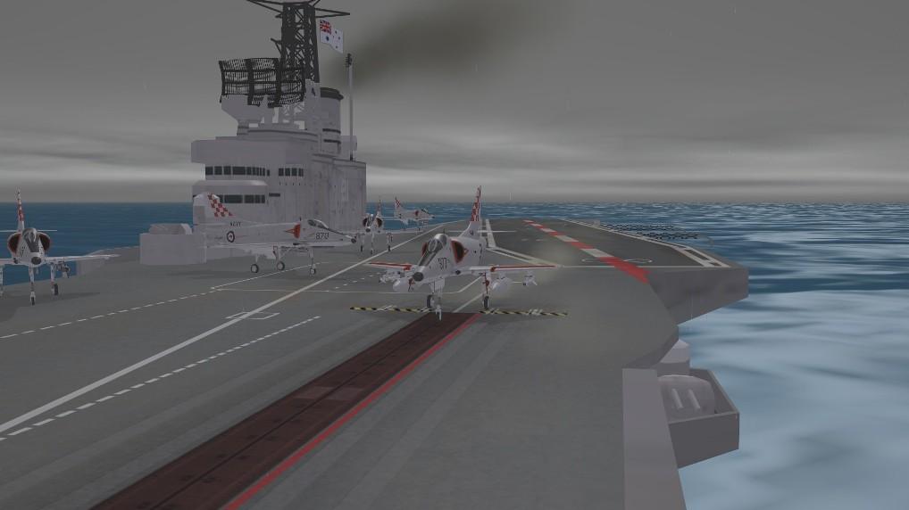 HMAS Melbourne 2