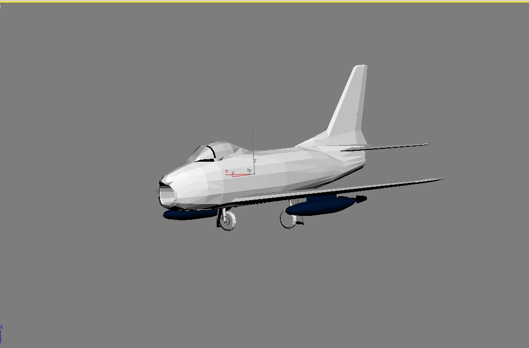 alphasim 3ds models - Thirdwire: Strike Fighters 2 Series