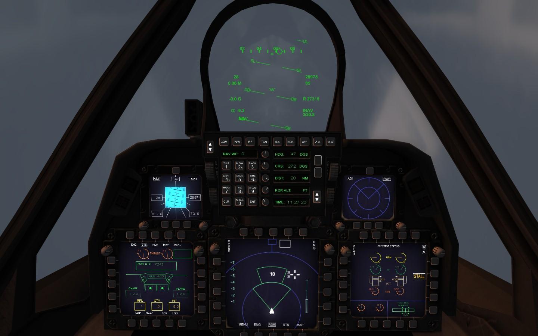 Displaying 19  I...F 22 Cockpit