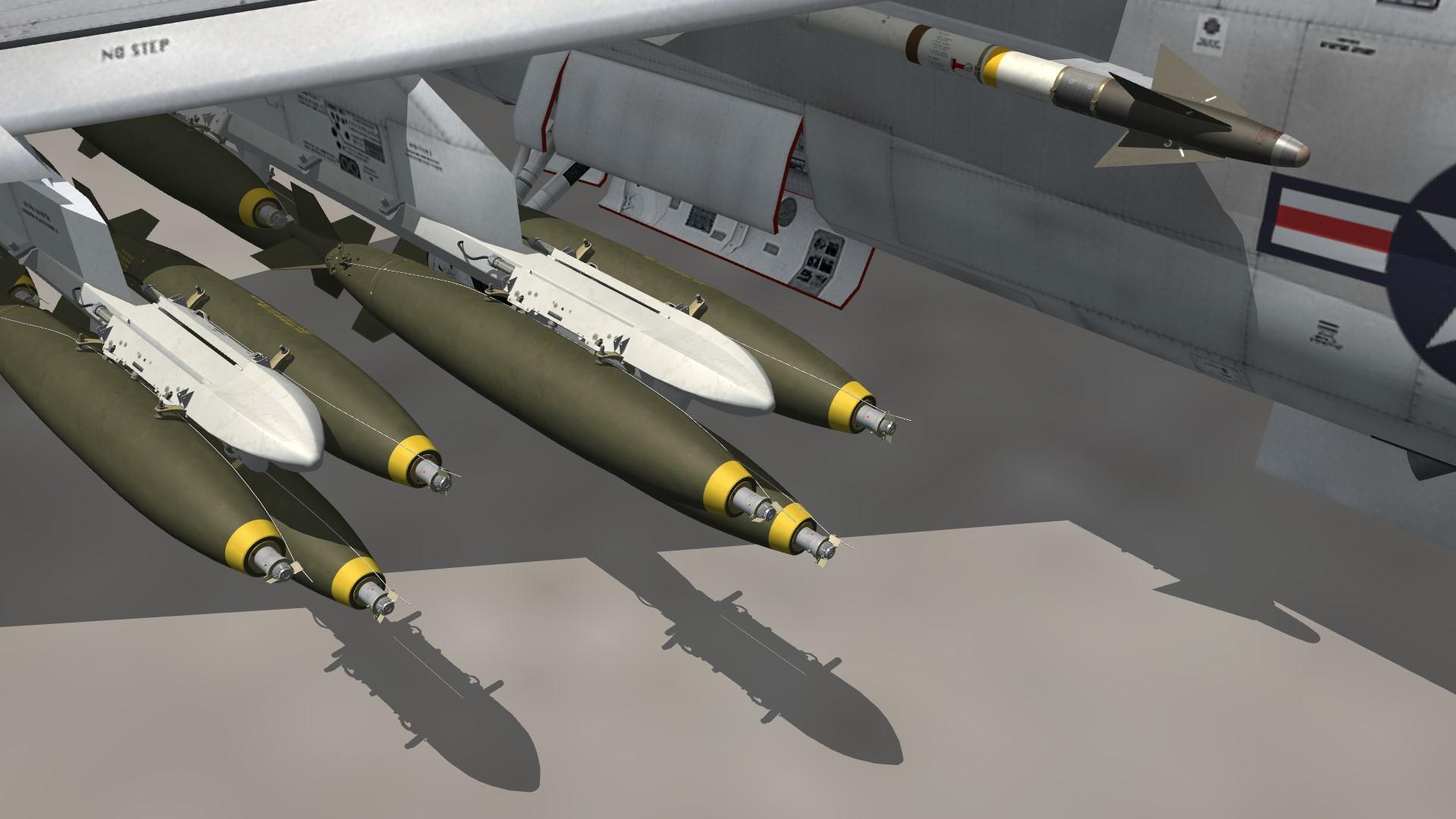 weapons shadow - Thirdwire: Strike Fighters 2 Series
