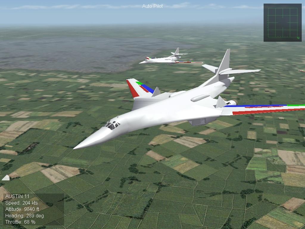 TU-160 Blackjack WIP - Thirdwire: Strike Fighters 1 Series