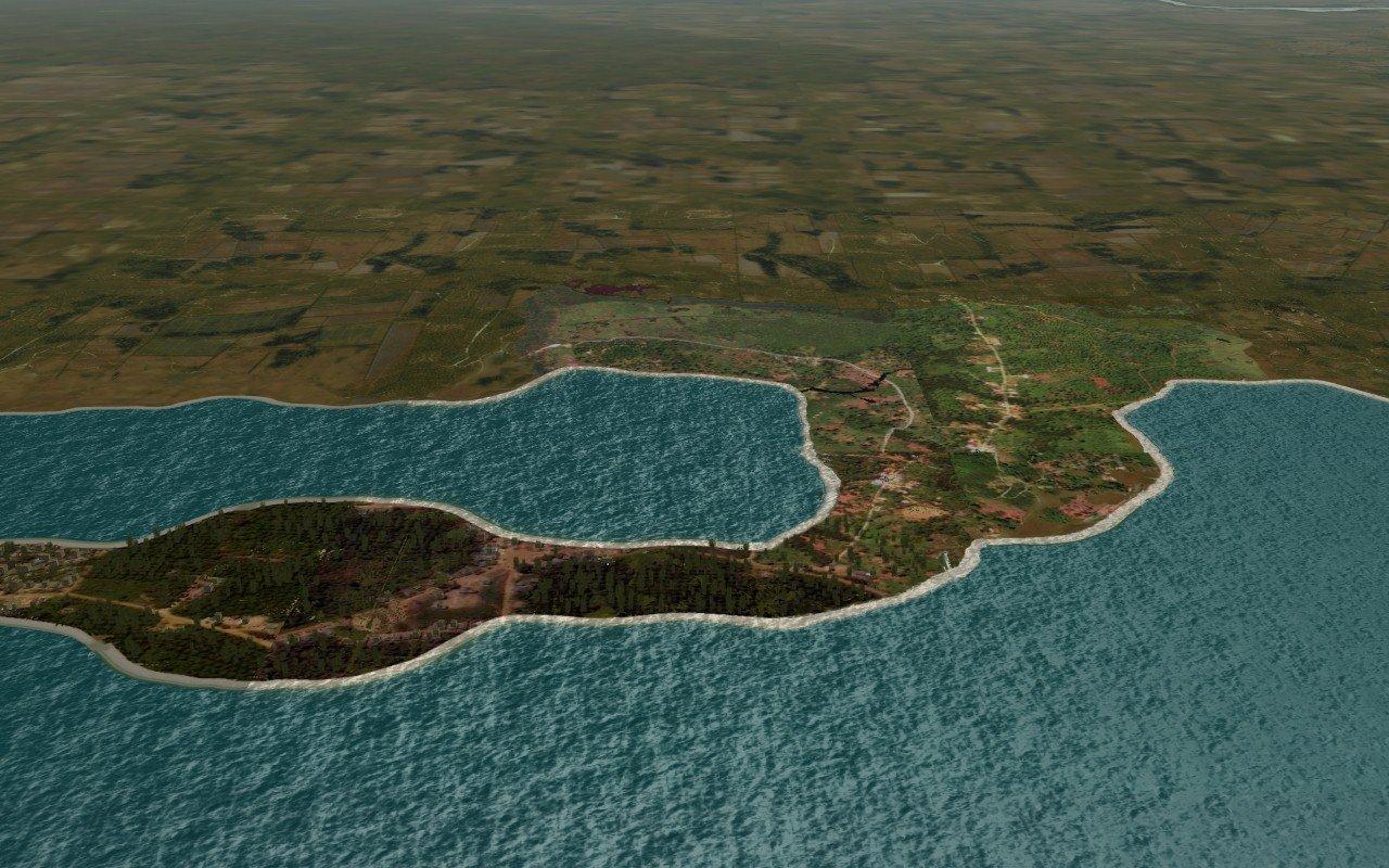 Island turn