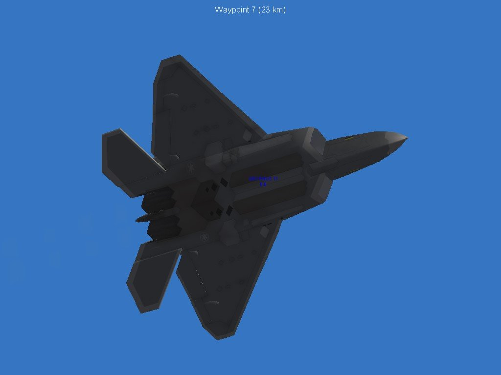 F-22A Gryphus (bottom)