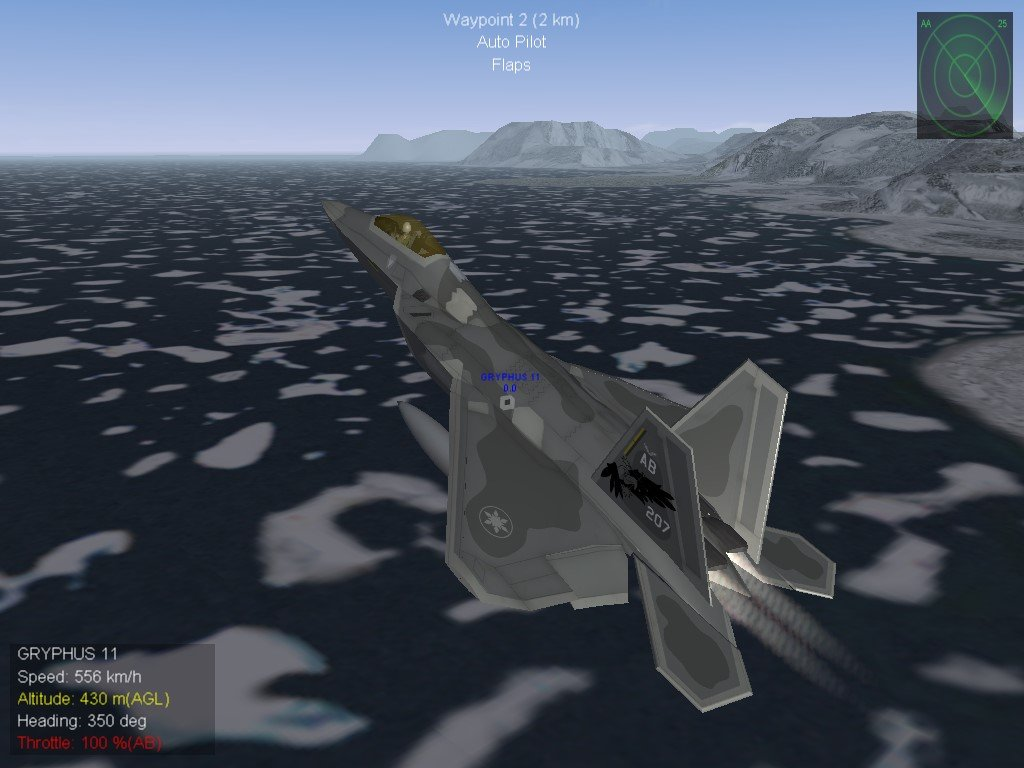With Afterburners