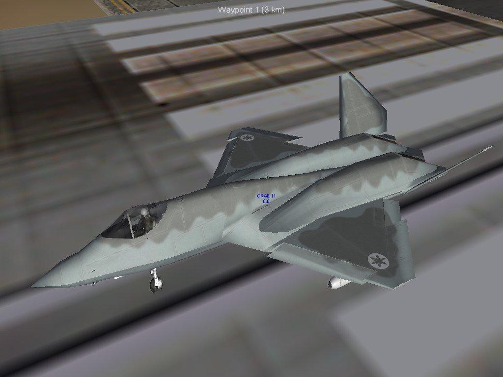 Falco Squadron Remade skin