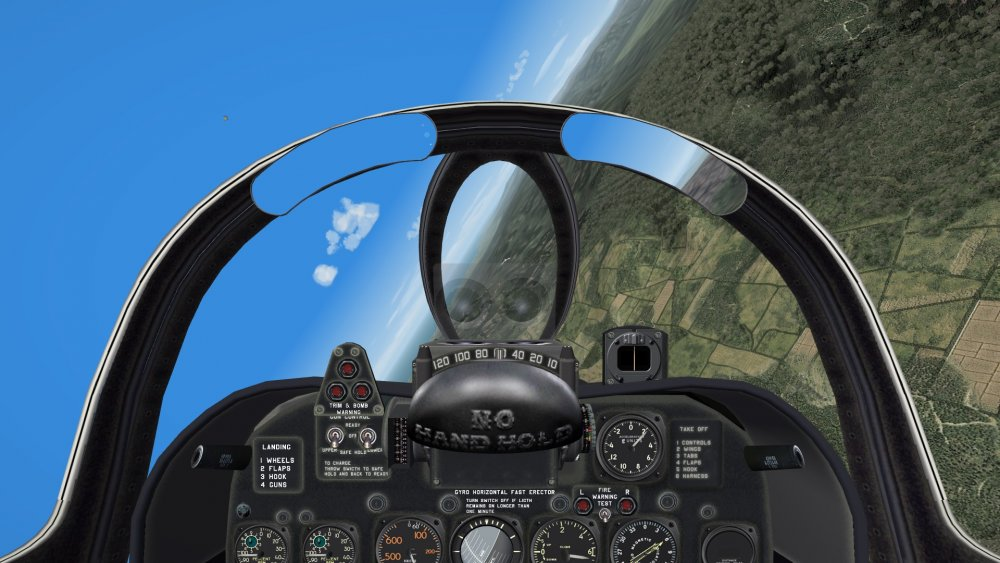 Step 21 F2H Lead 2nd MiG in Gunsight.JPG