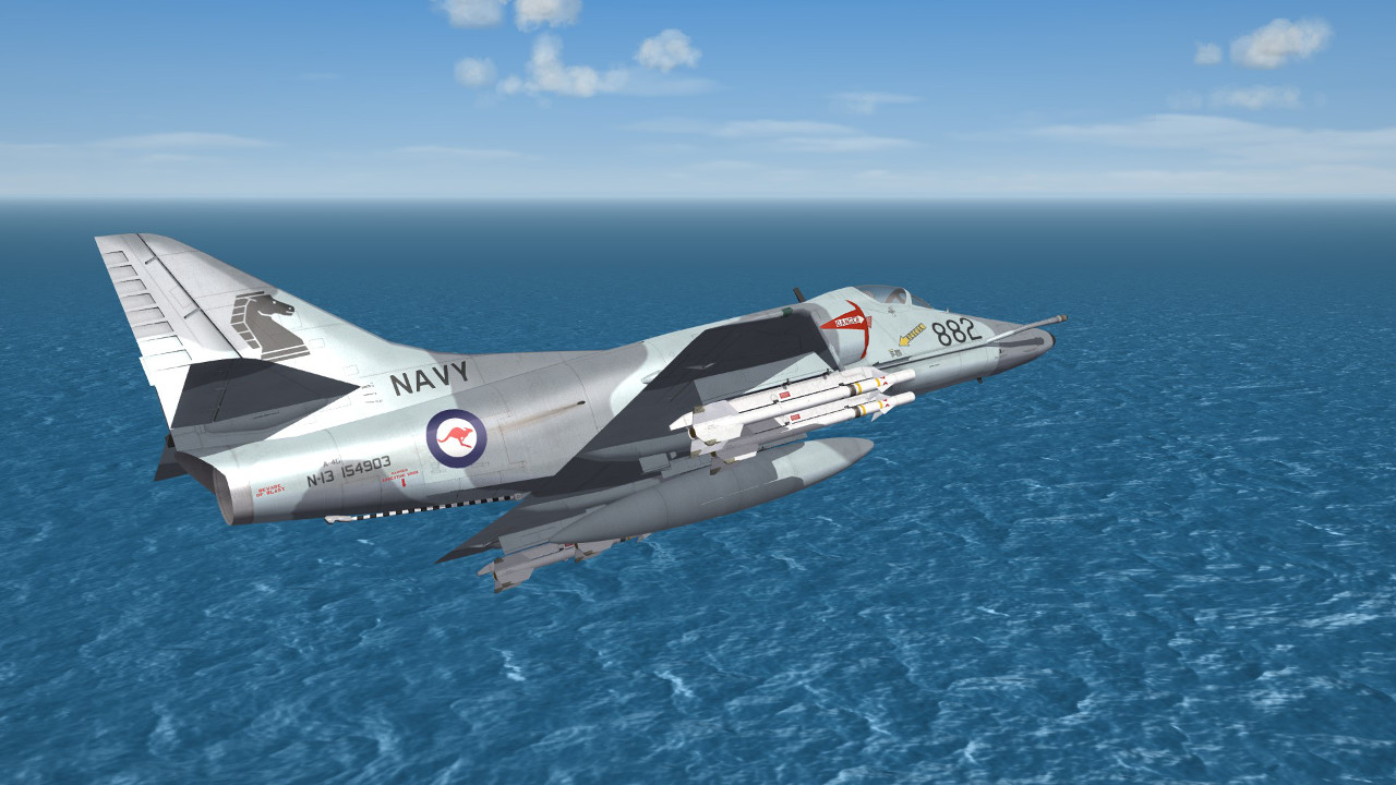 Strike Fighters 2: North Atlantic revisited - Thirdwire