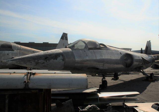 F-104C of unknown origin