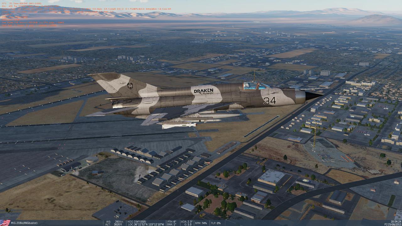 A brief look at DCS World v2 5 - Digital Combat Simulator