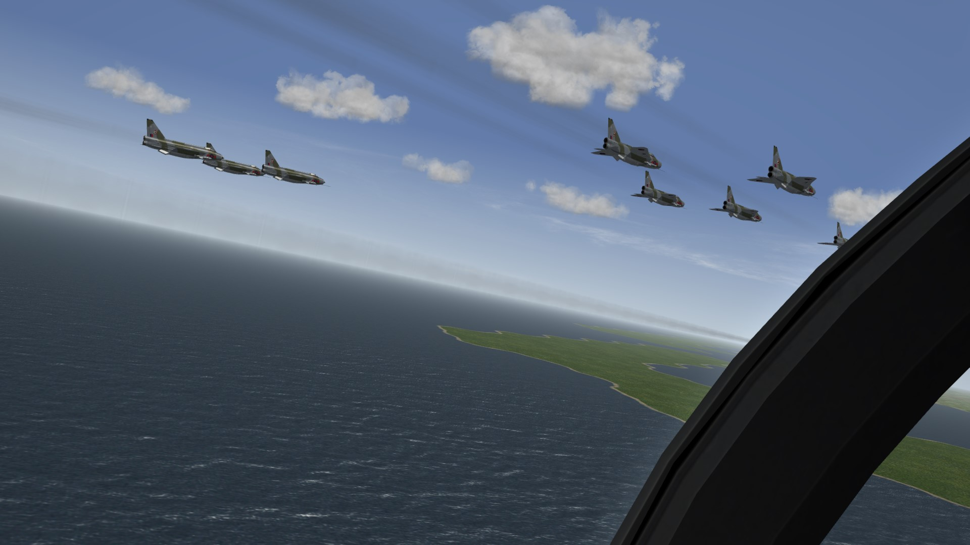 Strike Fighters 2: The Last of the Lightnings - Thirdwire