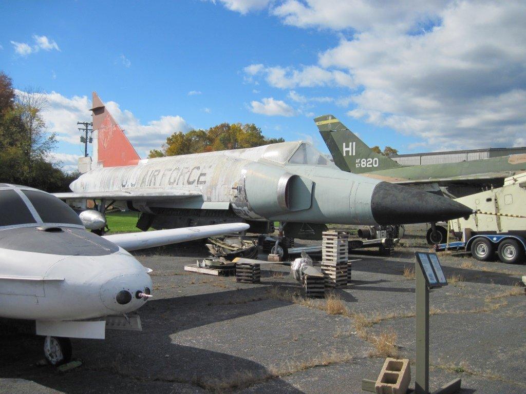 1957 Convair F-102A Delta Dagger
