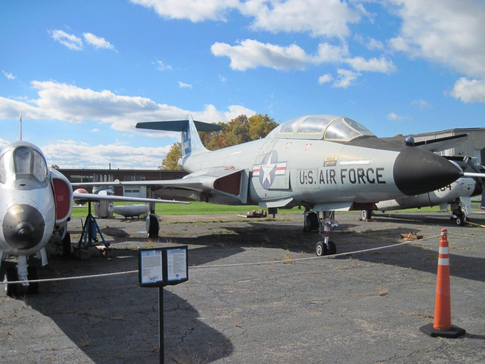 1959 McDonnell F-101F Voodoo