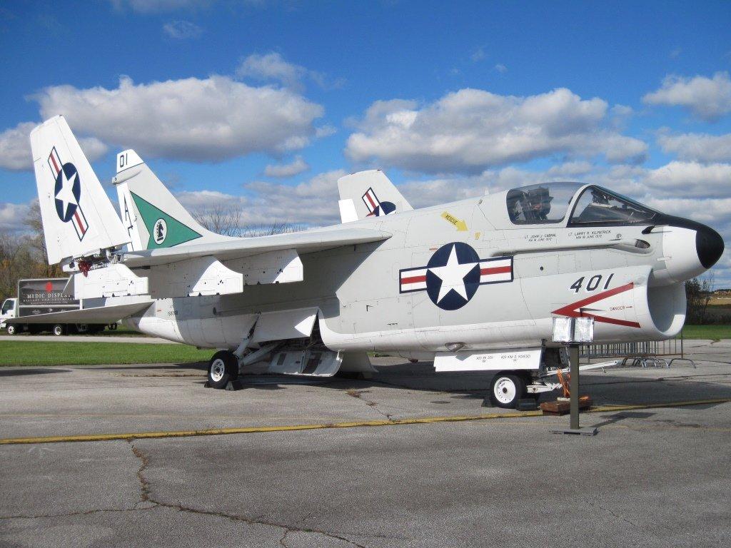 1974 LTV A-7E Corsair II