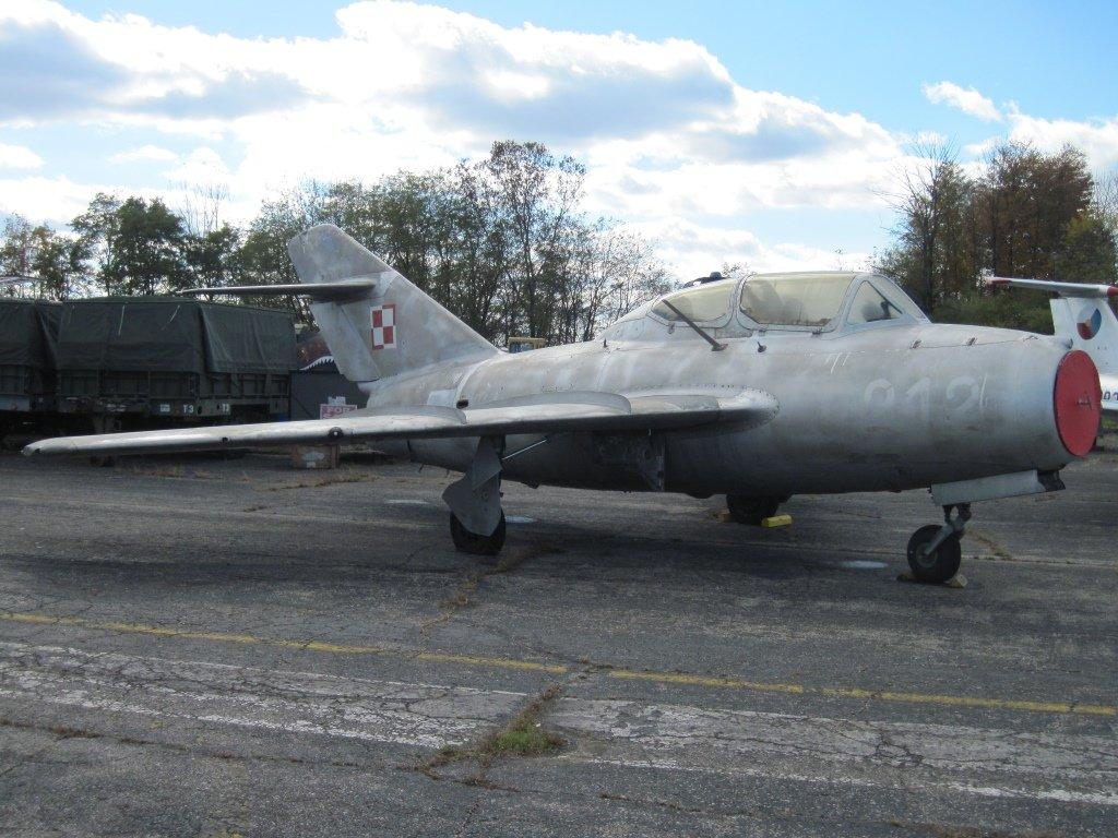 PZL-Mielec LIM-2 Midget (MiG-15UTI Trainer)