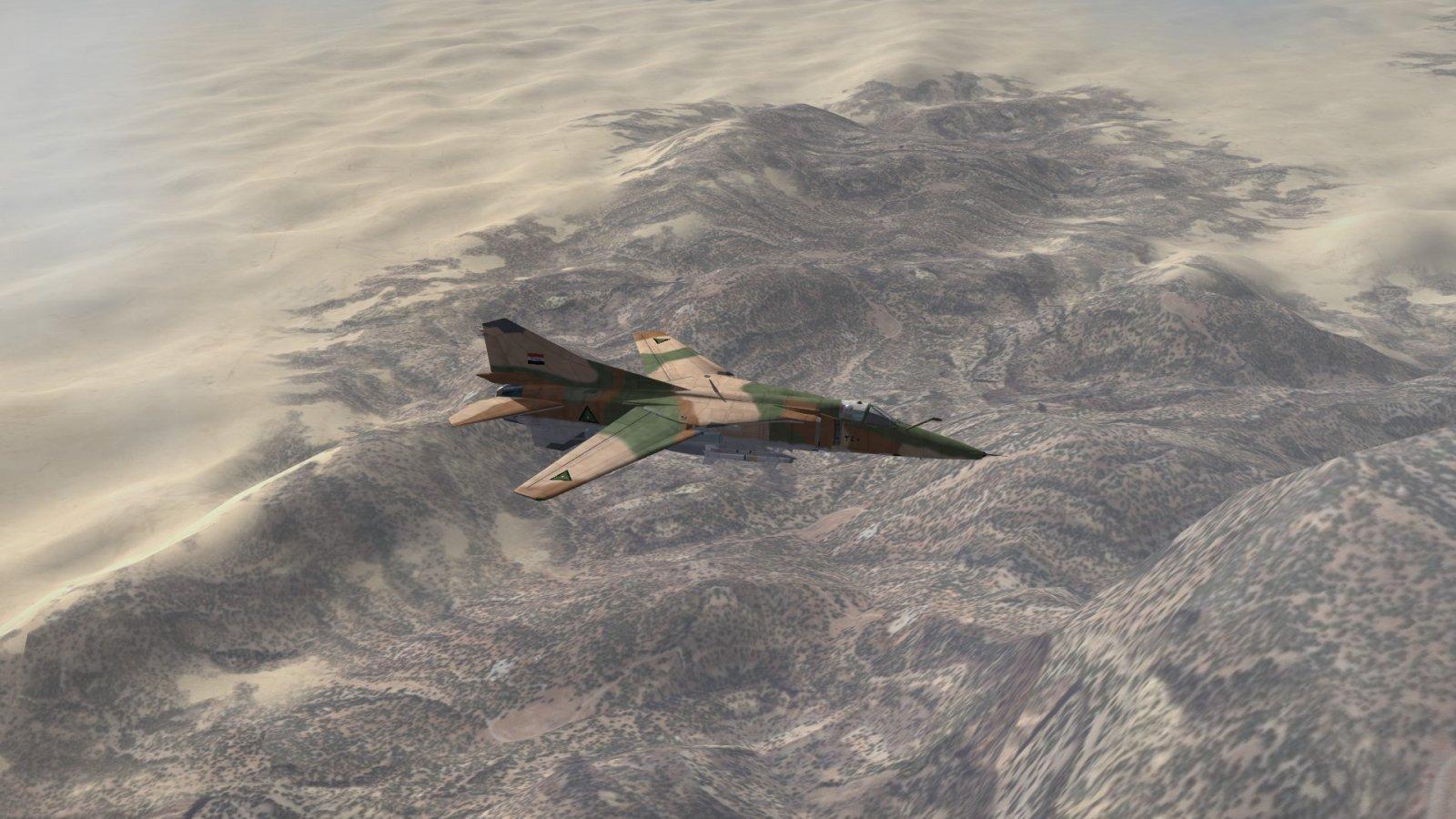 Iraqi Mig-23BN