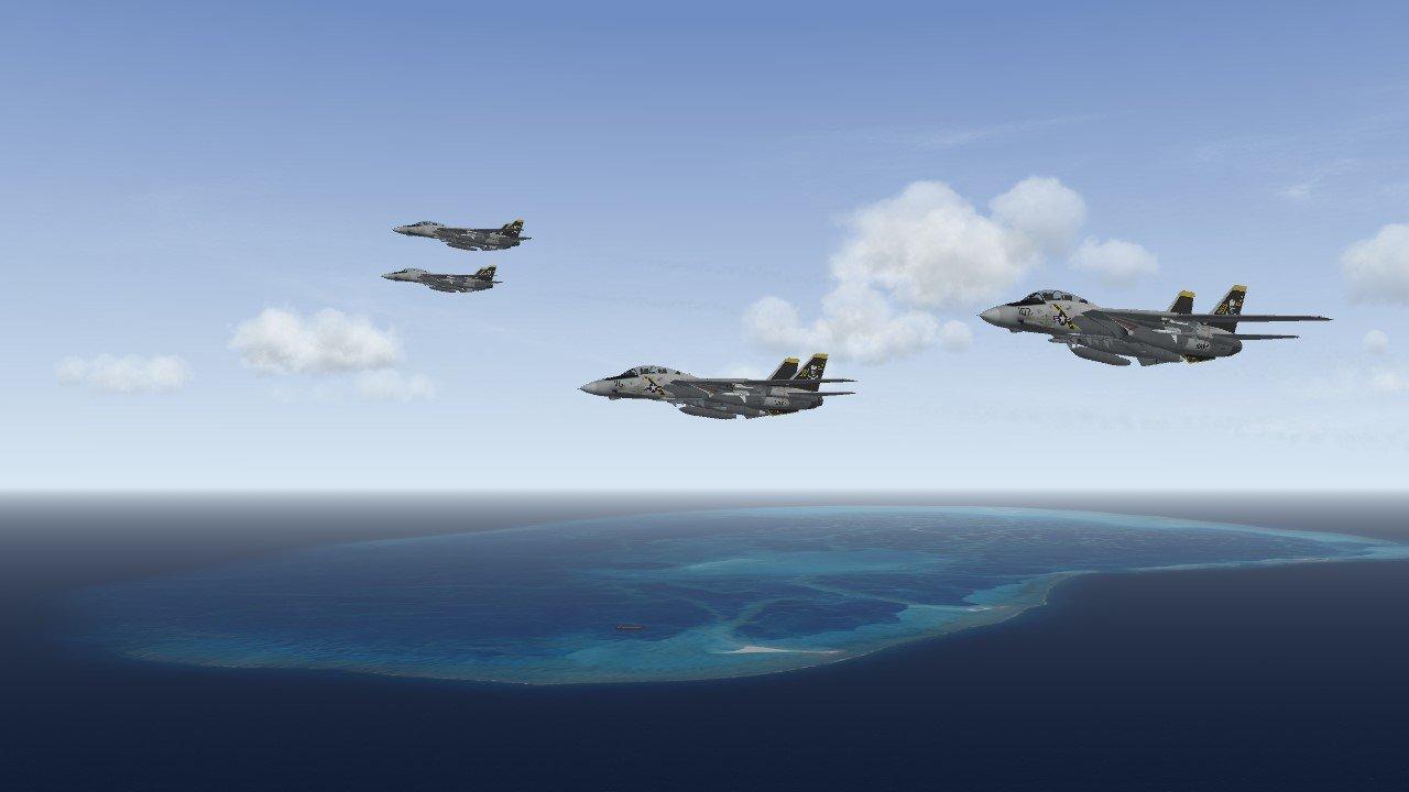 Returning to base...