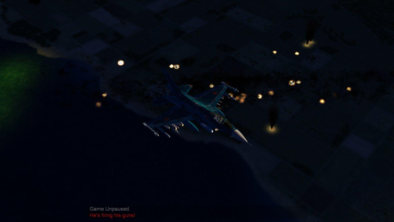 F-2A and MLRS Impacts 2