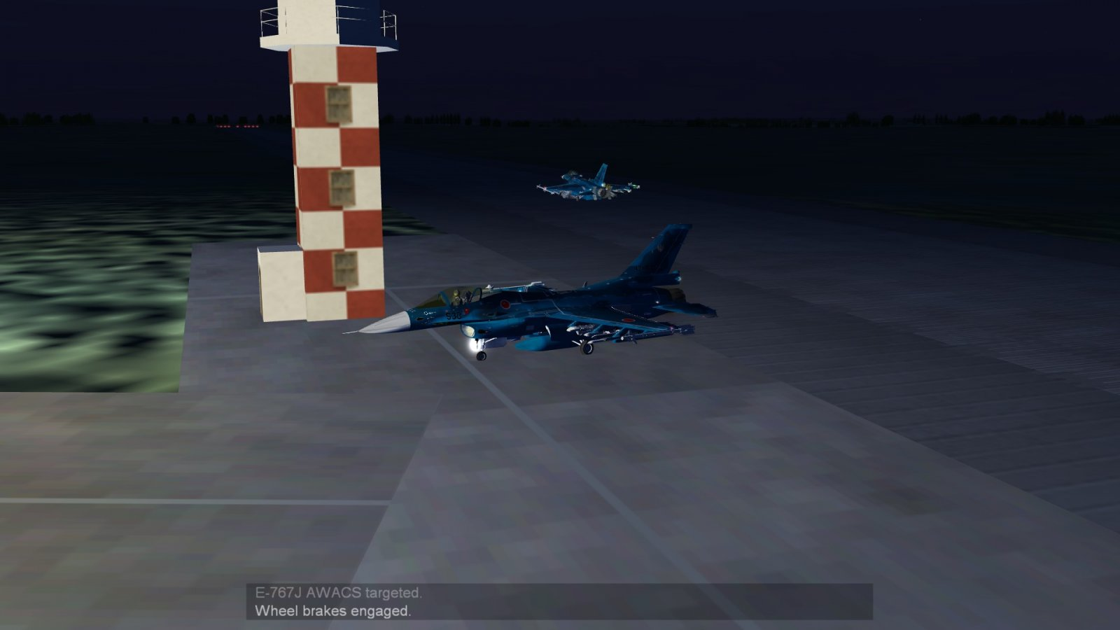 F-2A Recovery
