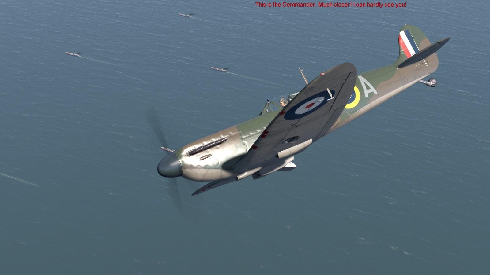 Battle of Britian Simulators for 75th anniversary - IL-2
