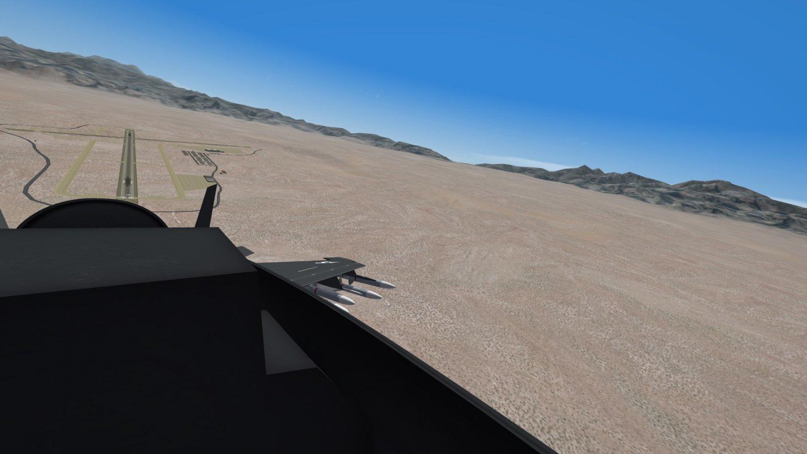 F-14Z Cockpit