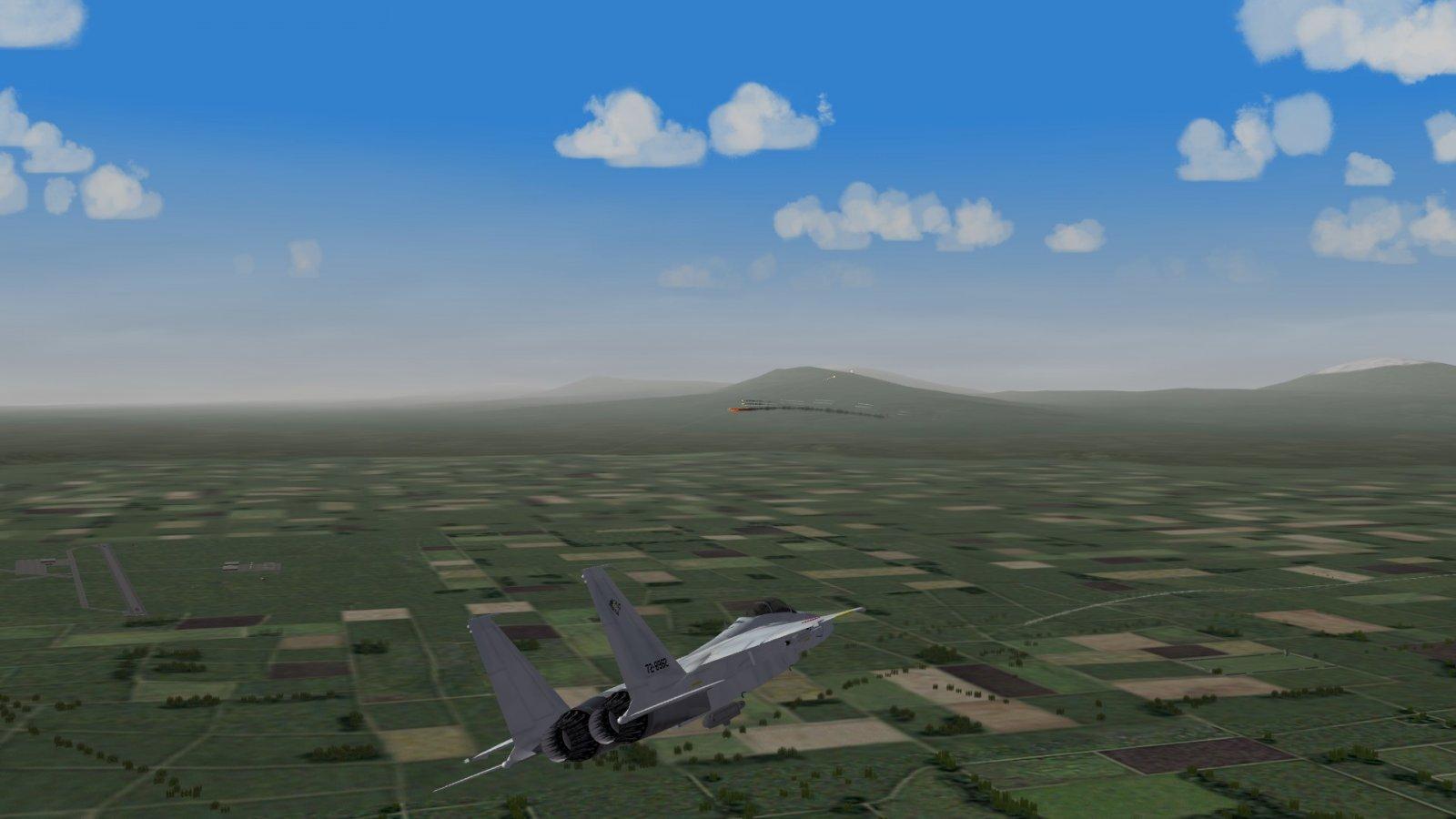 A F-15J Just Shot Down A Su-30