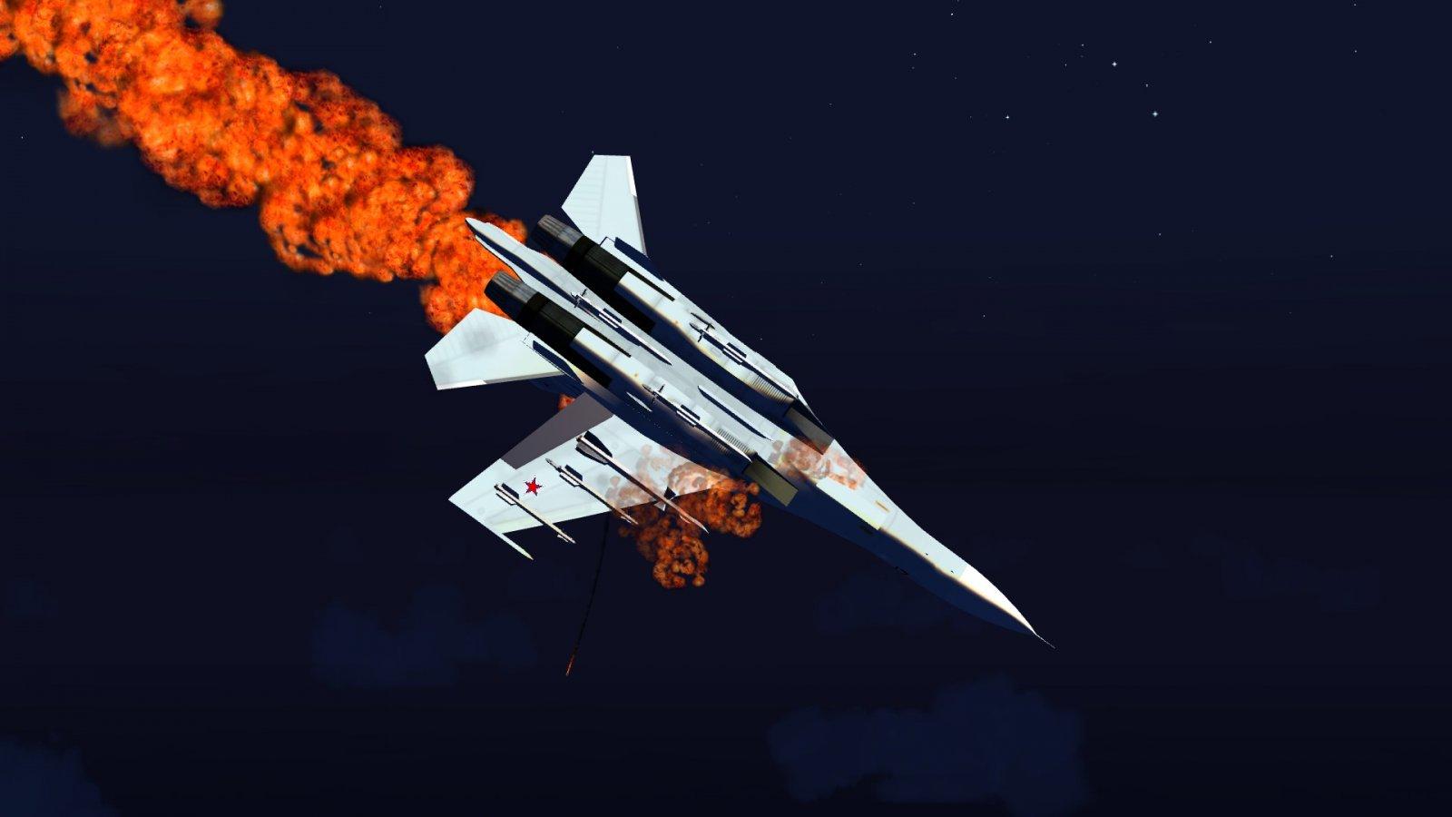 Splat One Su-30