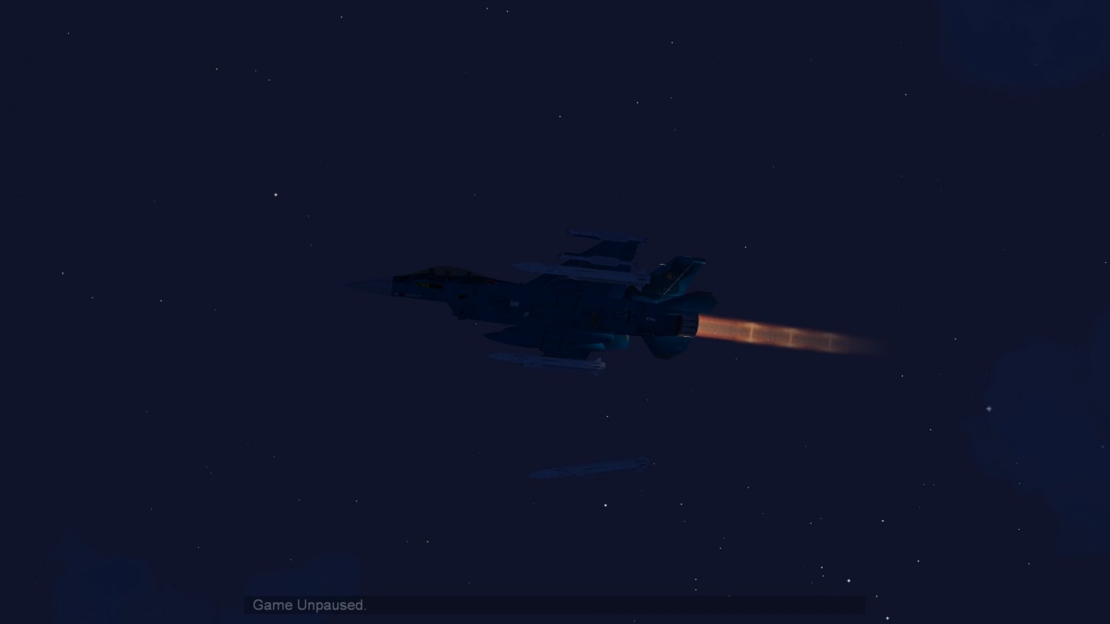 F-2A Packing ASM-3s in Afterburner