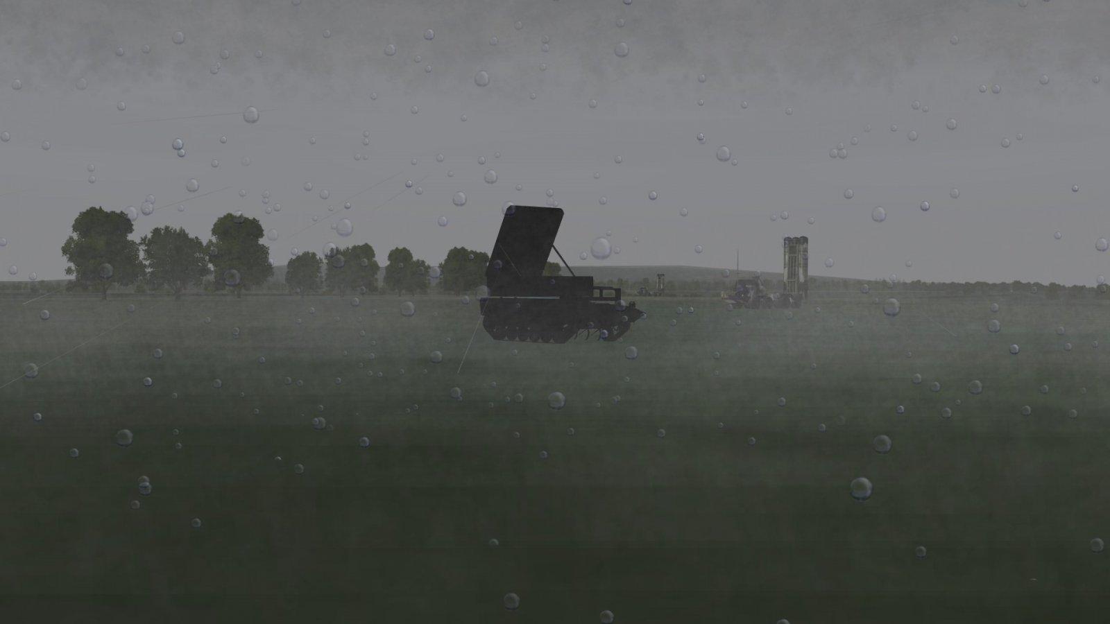 SA-10/S-300 SAM Site