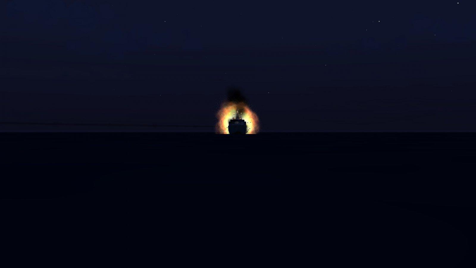 ASM-3 Smacks Into A Udaloy