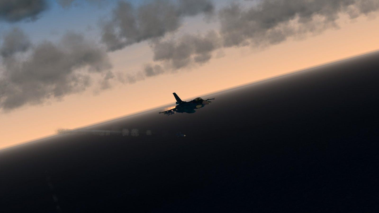 F-2A Launching ASM-2 2