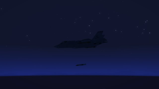 F-35 GBU-32B