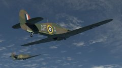 Cliffs of Dover Blitz - RAF redux campaign - climbing over the Channel