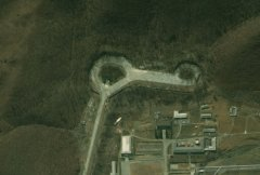 North Korean mig bases