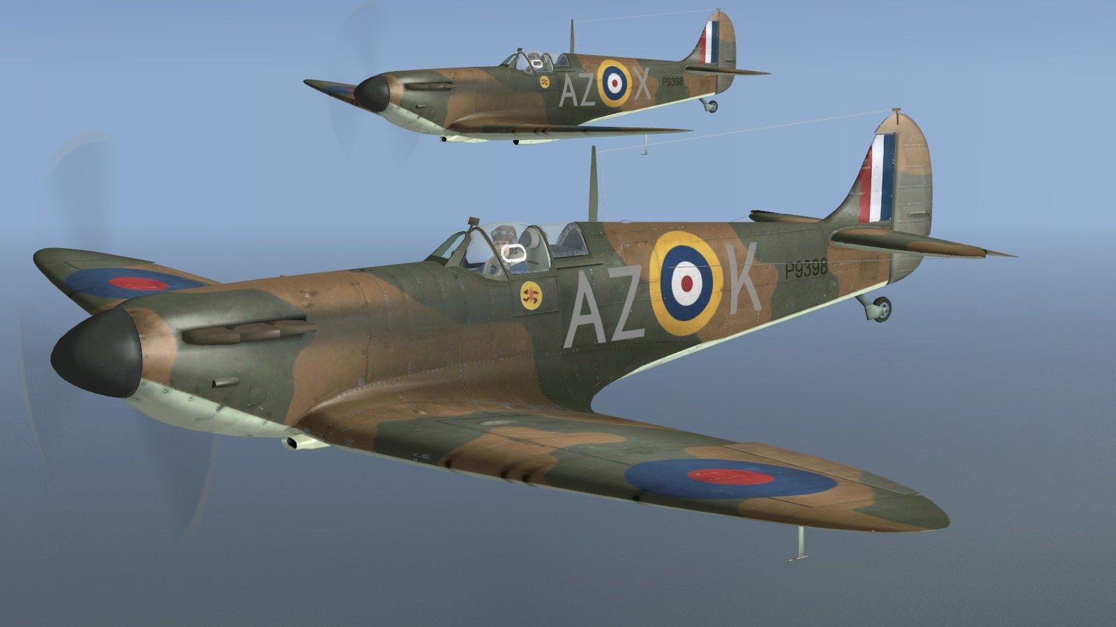 Battle of Britain II - Spitfire I