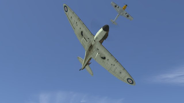 609 Squadron intercepts Hostile 101, 23 July 1940 - Battle of Britain 2