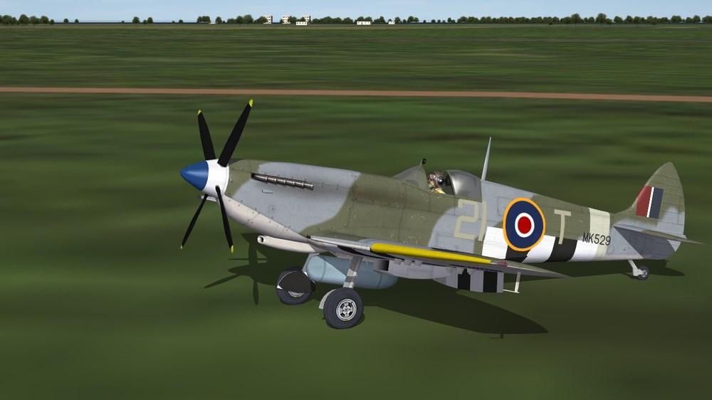 No. 443 Sqn. (RCAF) RAF D-Day.JPG