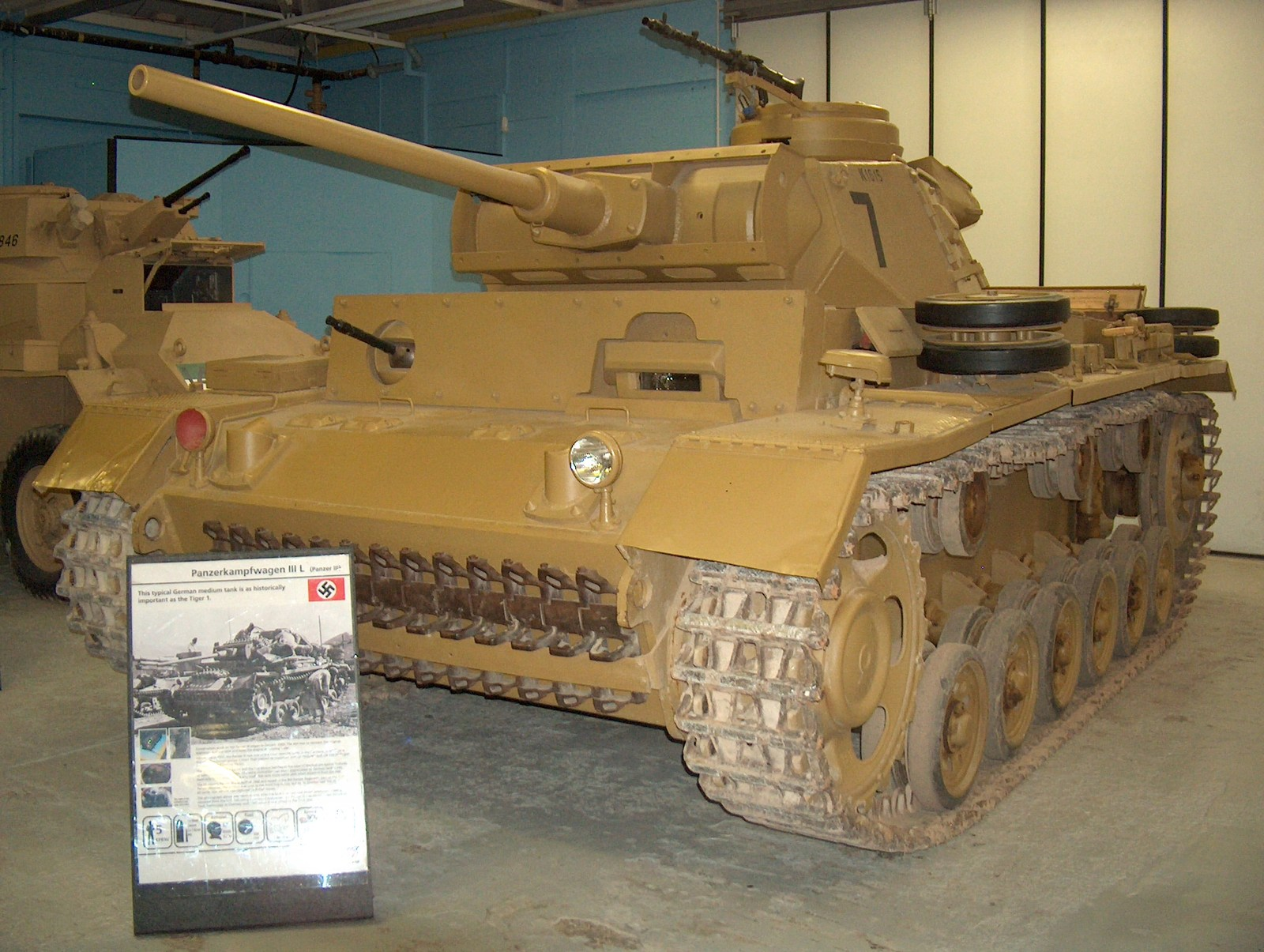 Panzer III L