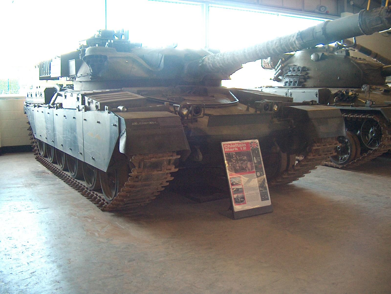 Chieftain Mk11 with Stillbrew