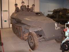 RAC Tank Museum, Bovingdon, 2008