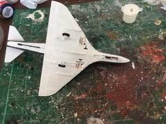 Airfix Skyhawk FAA