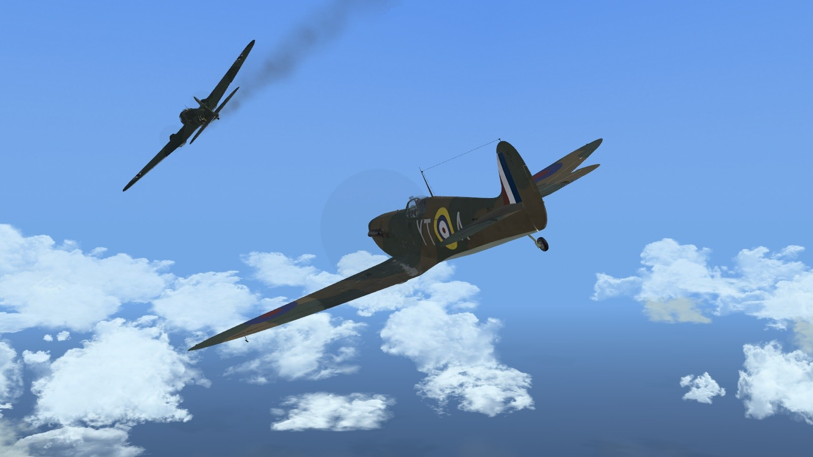 Wings over the Reich - 65 Squadron campaign