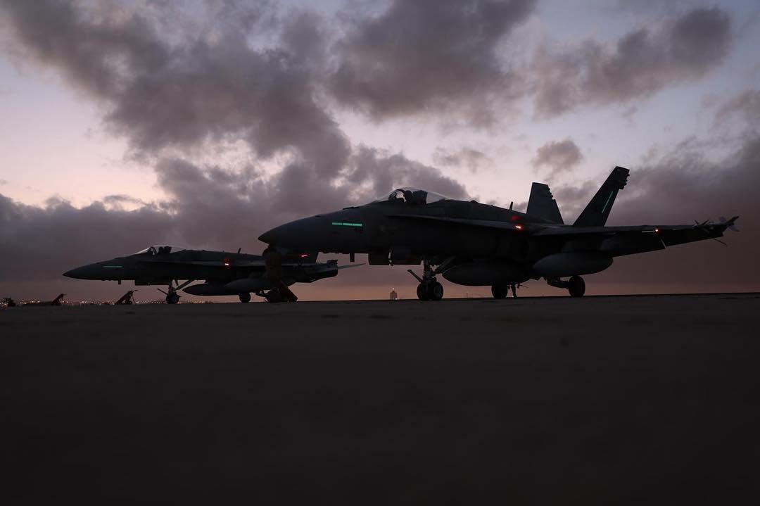 Kuwaiti F/A-18 Hornet