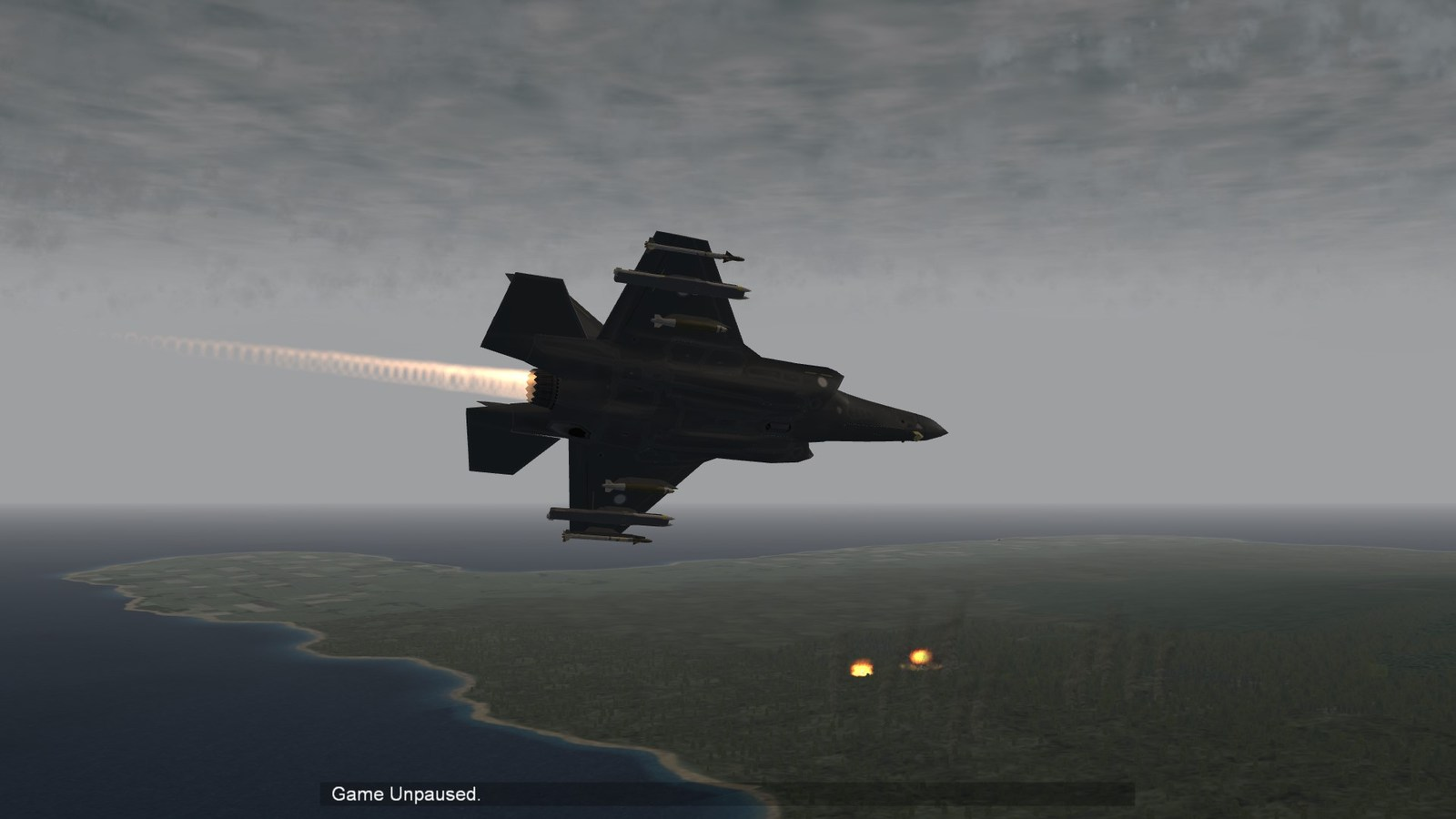 F-35 Going After Ground Targets