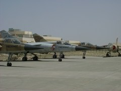 Kuwait air force Mirage F-1