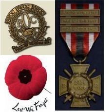 WWI Canadian Aces