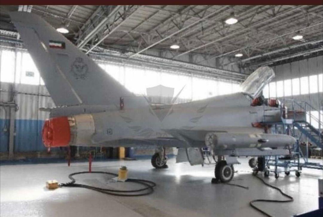 Kuwait Eurofighter Typhoon